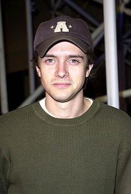 Topher Grace at the Hollywood premiere for Screen Gems' Slackers