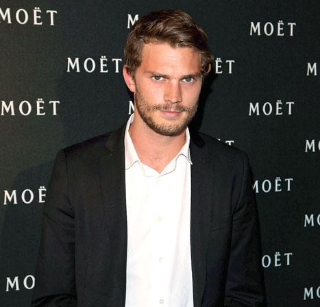Jamie Dornan as Christian Grey in Fifty Shades of Grey: 5 Things You Don't Know