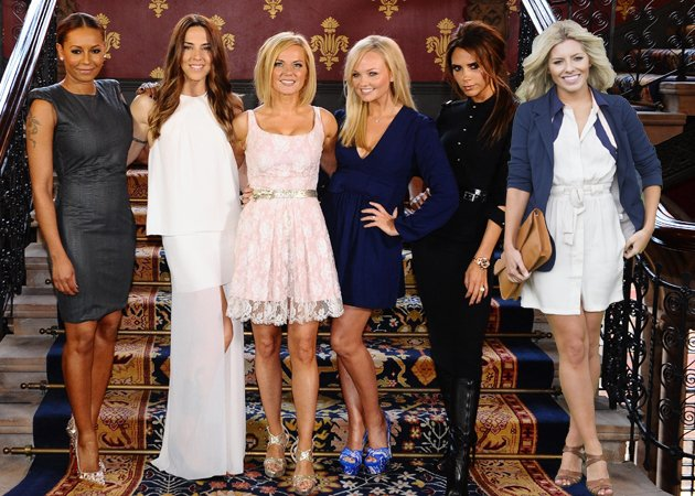 The Spice Girls, Victoria Beckham