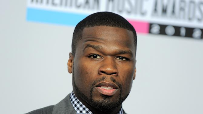 50 Cent takes swing at promoting boxing in Nevada