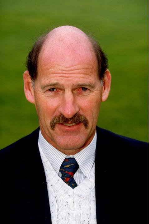 Portrait of Clive Rice