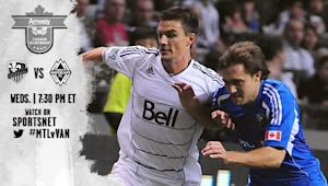 Montreal Impact vs. Vancouver Whitecaps | Canadian Championship Match Preview