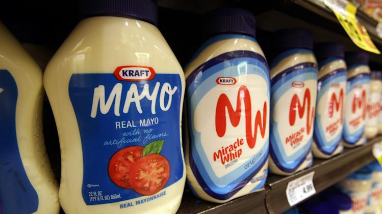 Kraft's profit rises as it embraces startup spirit