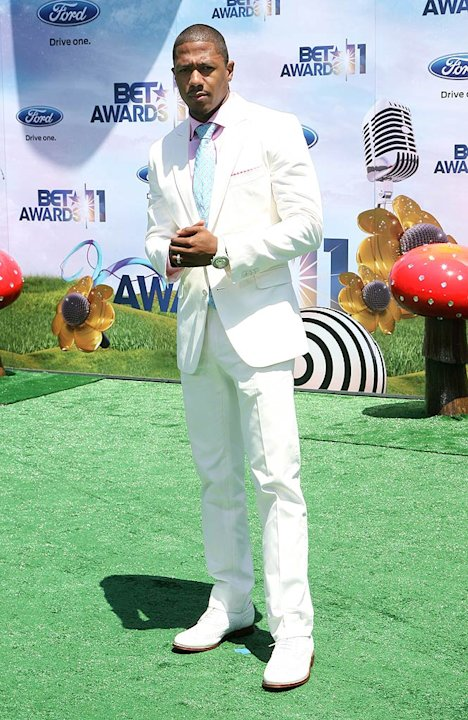 Nick Cannon BET Awards