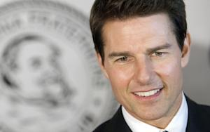 Tom Cruise Orbits Upstate
