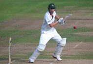 Alex Hales scored an unbeaten century for Nottinghamshire against Warwickshire