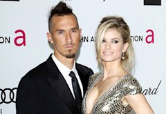 Griffin Guess and Marisa Miller | Photo Credits: Michael Tran/FilmMagic