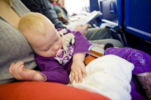 Top tips to make flying with your little ones a sky-high experience.