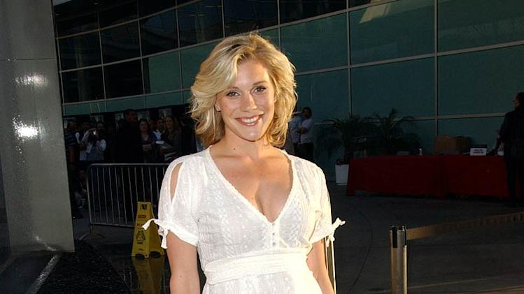 "Katee Sackhoff of Bionic Woman at the ""Battlestar Galactica"" Celebration Screening and 4th Season Sneak Preview."