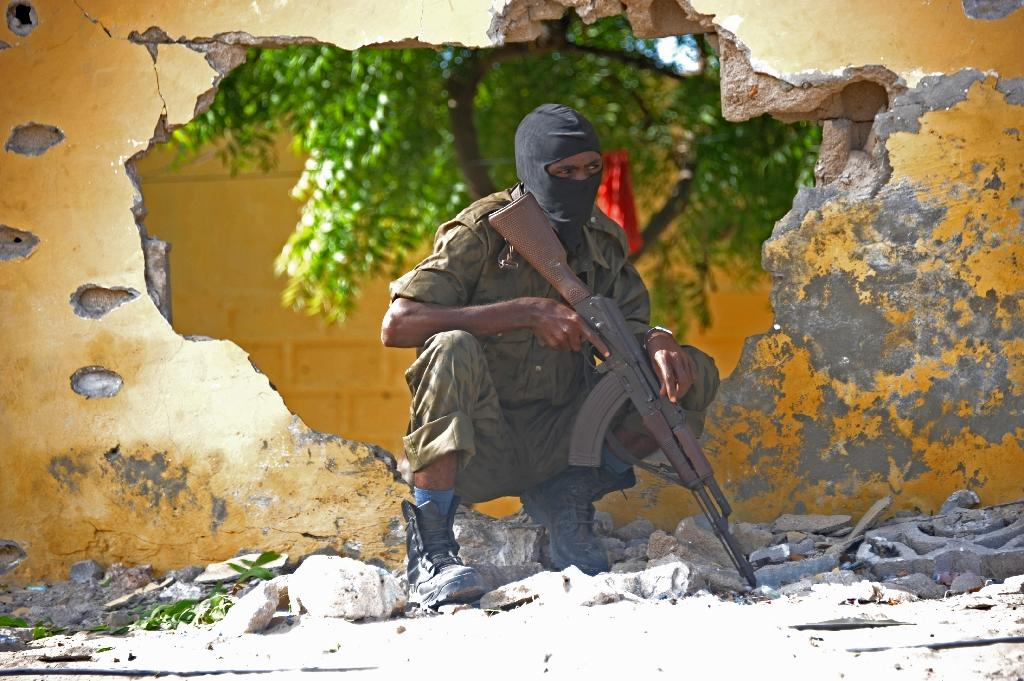 Dozens killed as Somali Shebab ambush troops: government