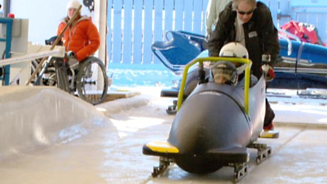 The International Bobsleigh and Skeleton Federation has undertaken an initiative to develop a program for athletes with disabilities to participate in the ice sliding sports of bobsleigh and skeleton.