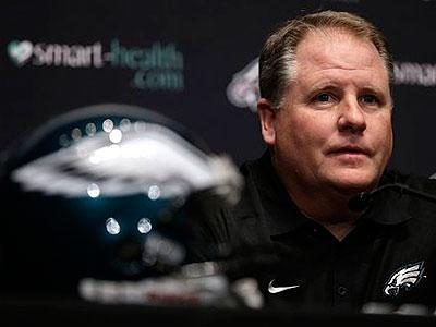 Coach Kelly: Eagles Are 'where I Wanted to Be'