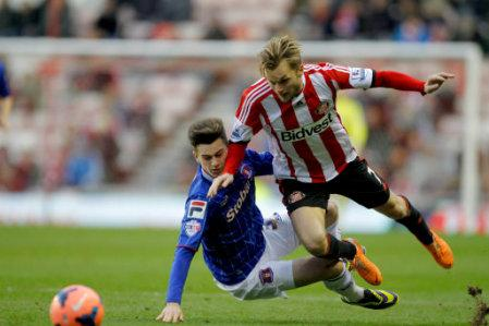 Soccer - FA Cup with Budweiser - Third Round - Sunderland v Carlisle United - Stadium of Light