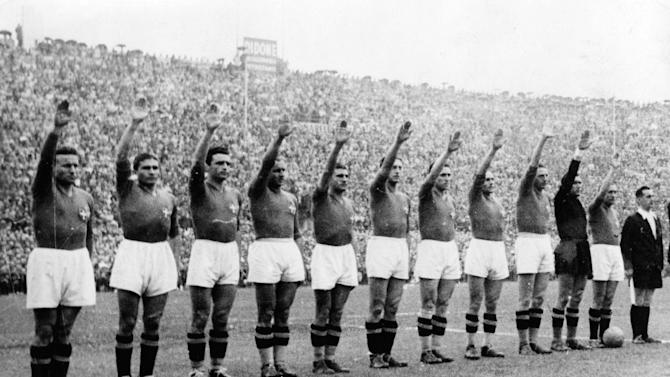 ON THIS DAY: Italy defends World Cup title in 1938
