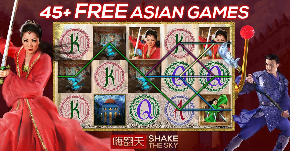 Shake the Sky – Free Slot Games