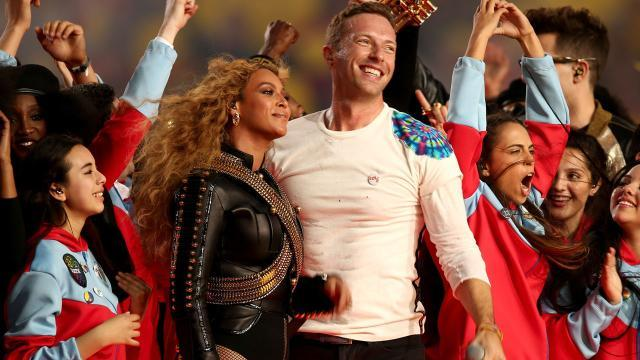 Chris Martin Says Beyonce Turned Down One of His Songs Because She Thought It Was 'Awful'