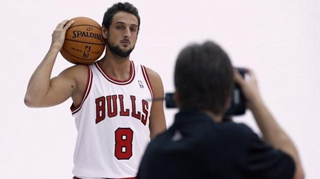 2012-13 NBA, Chicago Bulls, Marco Belinelli