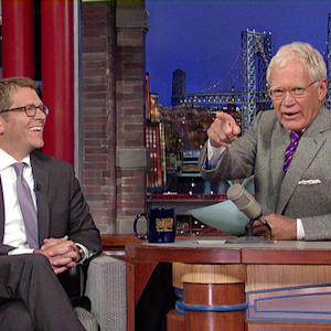 Jay Carney's Responses To The Press - David Letterman