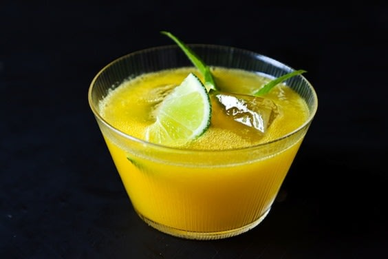 Mango Mint Limeade