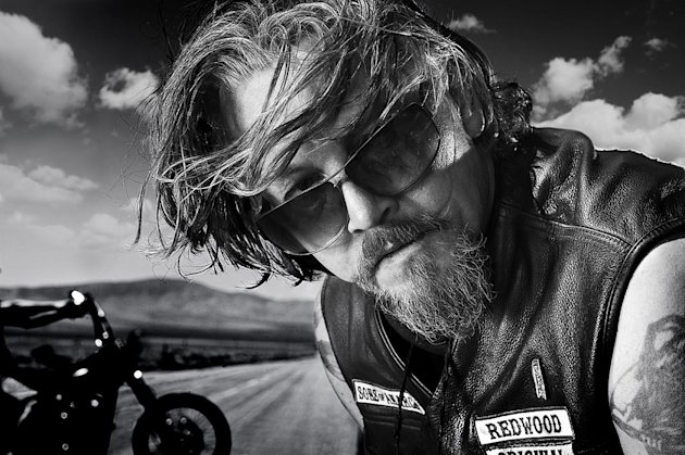 "Tommy Flanagan stars as Filip ""Chibs"" Telford in ""Sons Of Anarchy."""