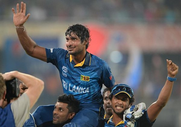 Sangakkara signs for Durham