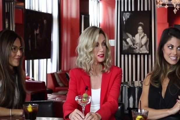 Donna Mills, Vanessa Marcil, Lindsay Hartley Bring Queen-Size 'Drama' (And Fun) to Pop: Somebody Say 'Action!' (Video)