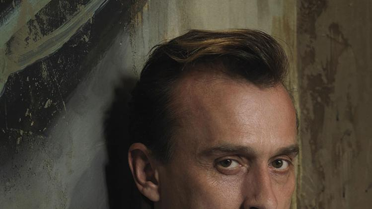 Robert Knepper returns as T-Bag on the third season of Prison Break.