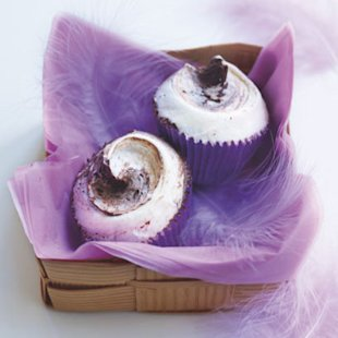 Marble Cupcakes by The Hummingbird Bakery: Recipes