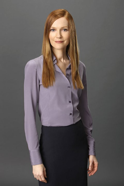 "Darby Stanchfield stars as Abby Whelan in ""Scandal."""
