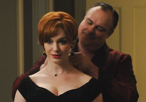 Christina Hendricks: Mad Men Heartbreaker Had Been in the Works 'For Quite Some Time'