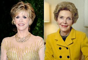 Jane Fonda in Talks to Play Nancy Reagan in The Butler