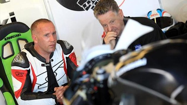 Harris confident of Snetterton BSB fitness