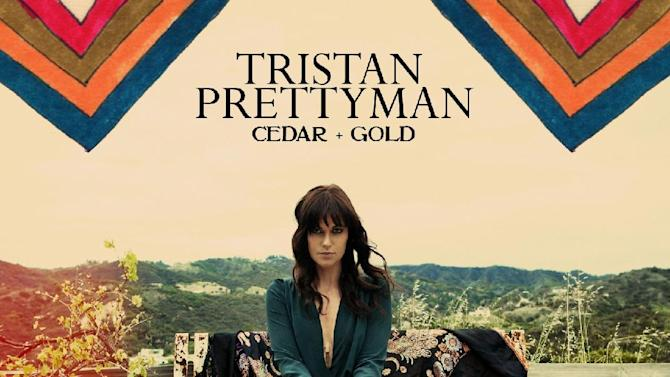 """This CD cover image released by EMI/Capitol shows the latest release by Tristan Prettyman, """"Cedar + Gold."""" (AP Photo/EMI/Capitol)"""