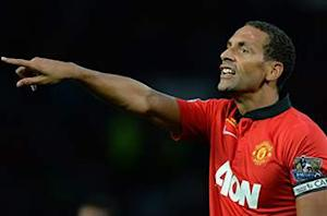 Injured Rio Ferdinand ruled out of Manchester United's trip to Shakhtar Donetsk
