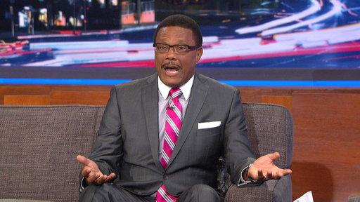 Is Judge Mathis Eddie Murphy's Cousin?