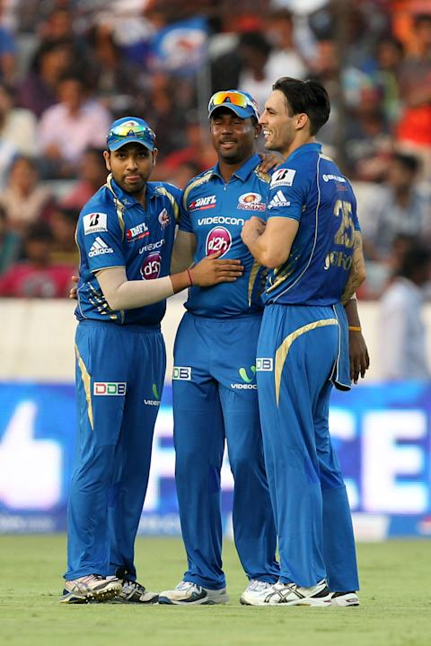 IPL6: Sunrisers Hyderabad vs Mumbai Indians