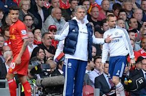 Jose Mourinho: Chelsea can't win title despite beating Liverpool