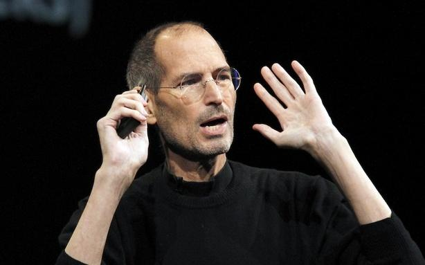 Steve Jobs Speaks
