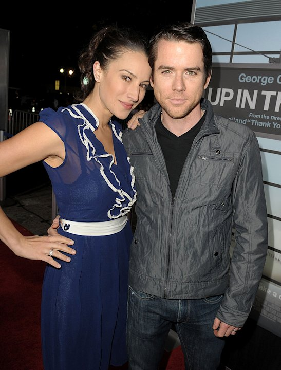 Up in the Air LA Premiere 2009 America Olivo Christian Campbell