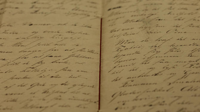 New-found tale could be Hans Christian Andersen's