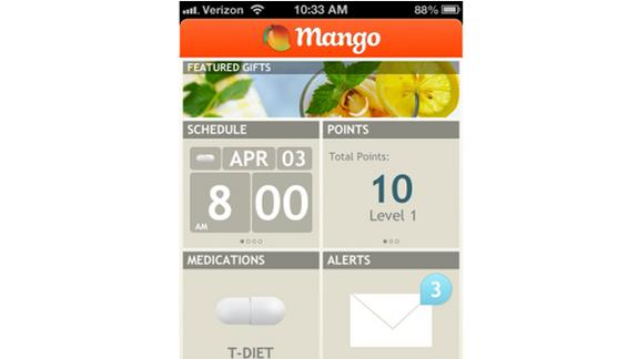 Earn Gift Cards for Taking Your Meds with Mango Health App