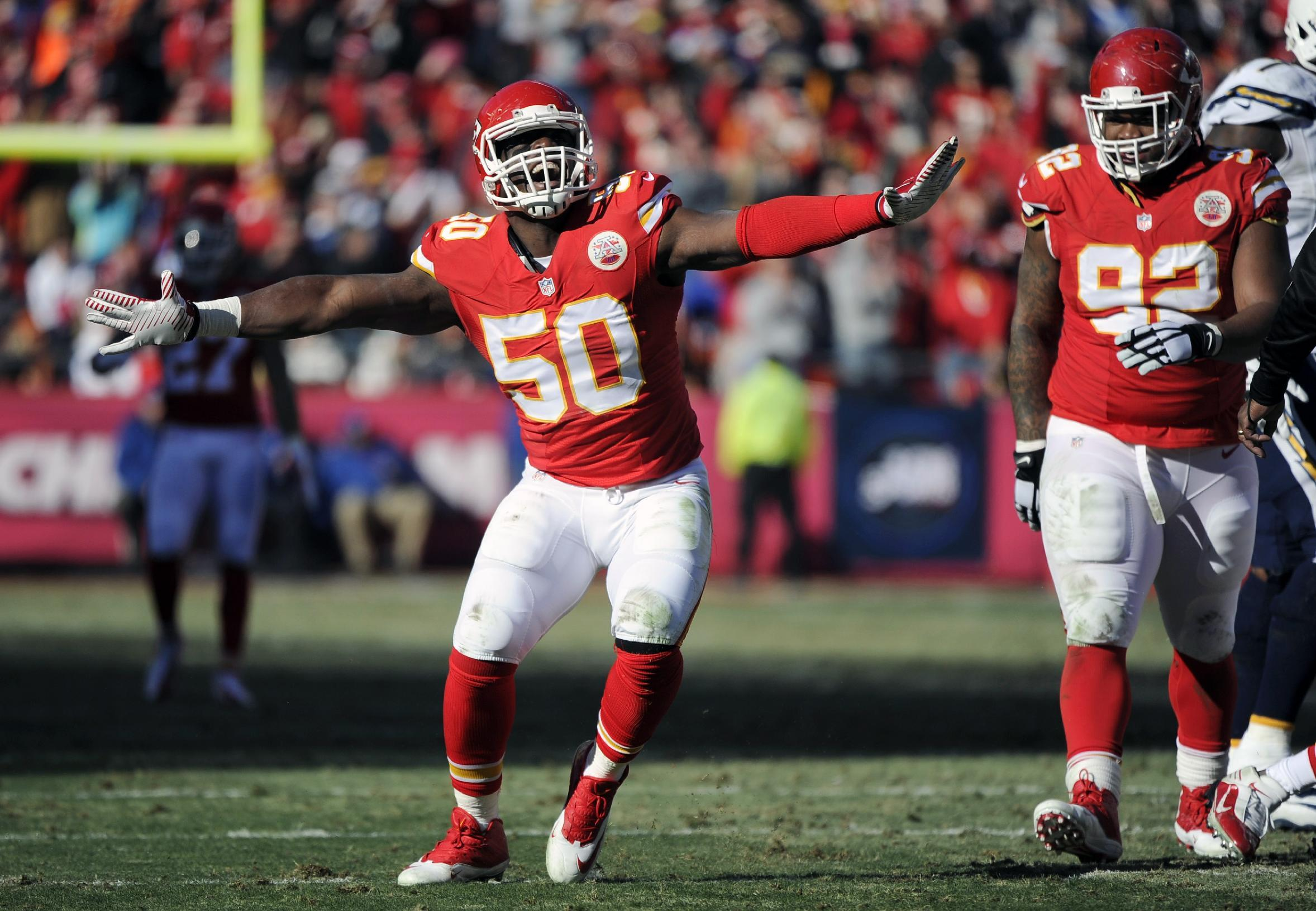 Chiefs, Chargers both miss out on postseason