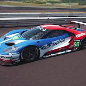 The 2016 Ford GT is ready to take on Ferrari