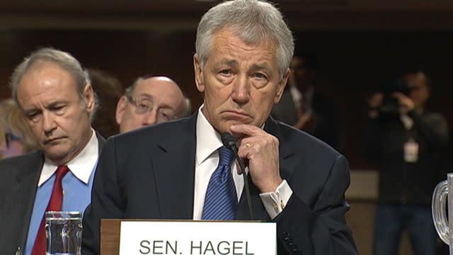 Senate Confirms Hagel as Secretary of Defense