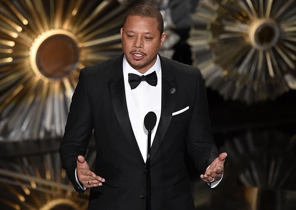Terrence Howard Explains His Super-Awkward Oscars Moment to Jimmy Fallon