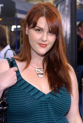 Sara Rue at the Los Angeles premiere of Twentieth Century Fox's I, Robot