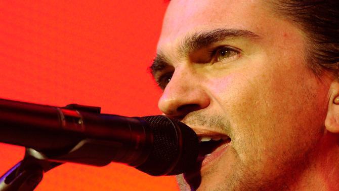 Juanes In Concert At The Joint
