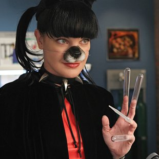 NCIS - Abby as Catatonic