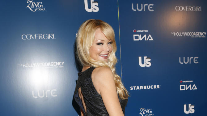 Charlotte Ross attends the US Weekly AMA After Party for The Wanted at Lure on Sunday November 19, 2012 in Los Angeles, California.  (Photo by Todd Williamson/Invision/AP Images)