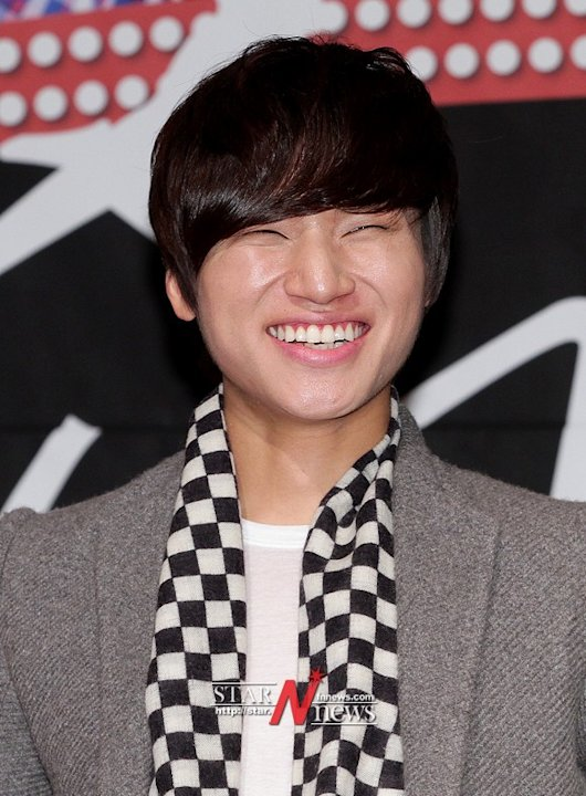 Big Bang Daesung, voted as the most desired recreation host idol